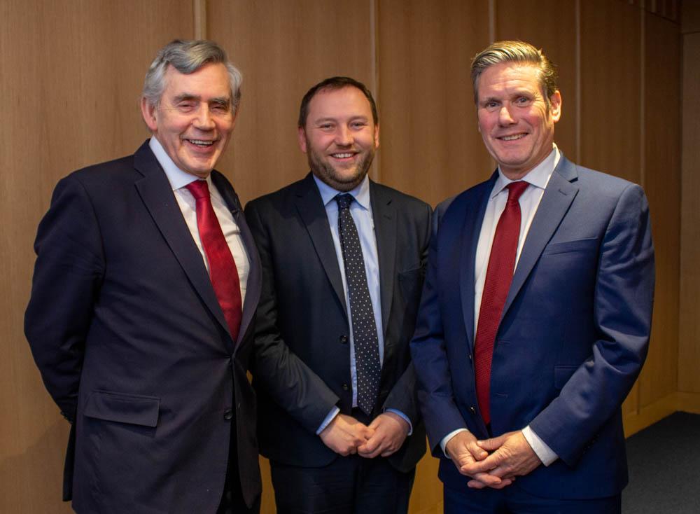 Sir Keir Starmer is announced as new Labour leader | The Edinburgh Reporter