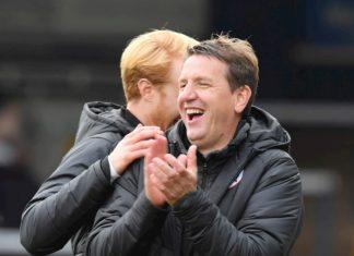 Hearts mew manager Daniel Stendel