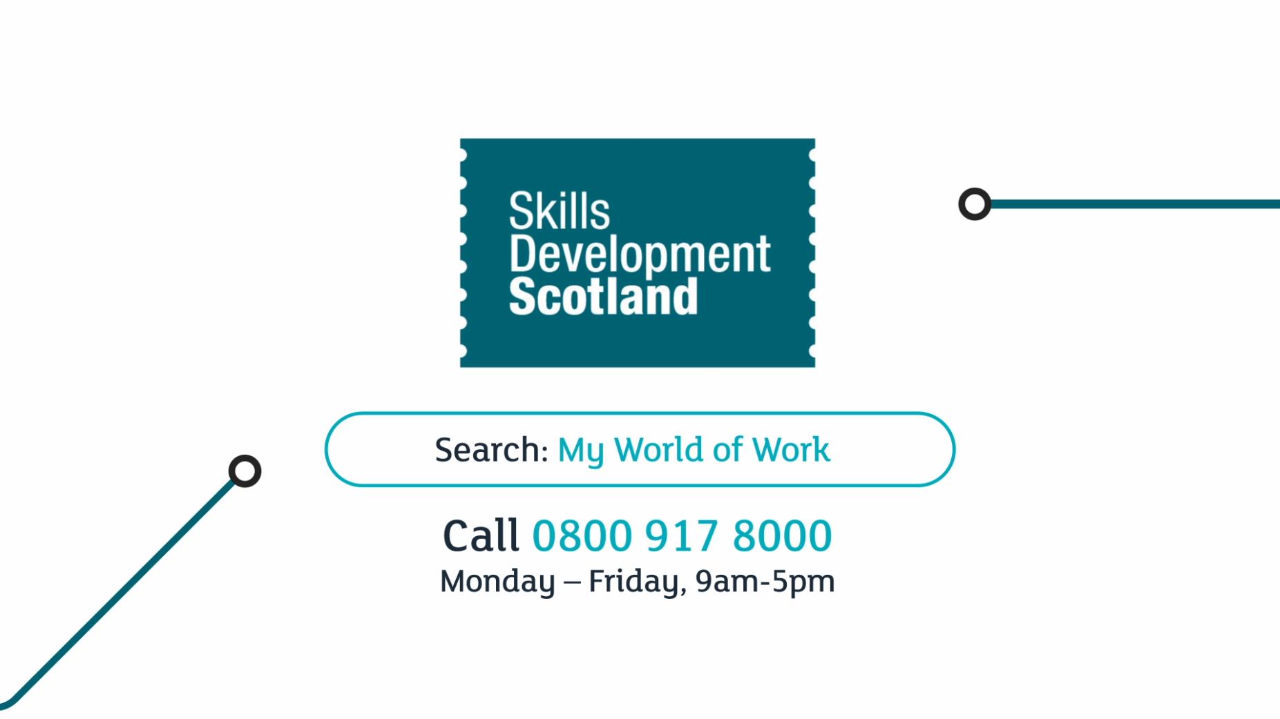 Use Skills Development Scotland to get support – The Edinburgh Reporter