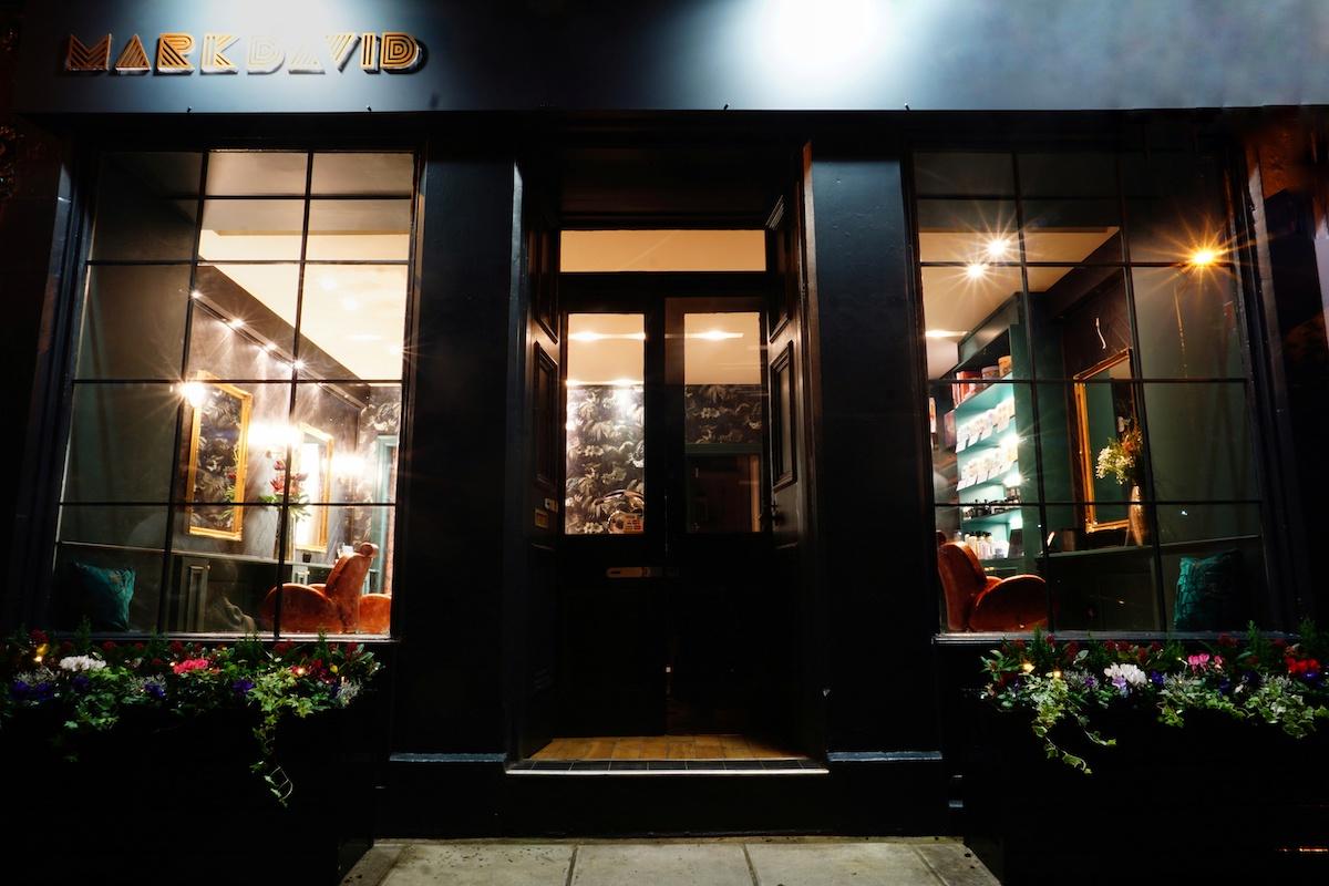 Stockbridge Salon Markdavid Are Finalists In Design Award The Edinburgh Reporter