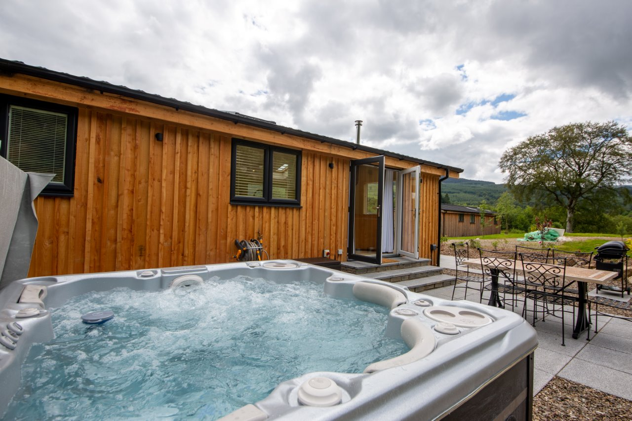 Property – invest in a Tayside lodge