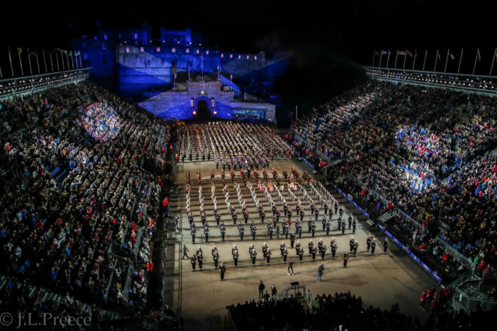 Edinburgh Tattoo tickets on sale from 19th Oct. as ...