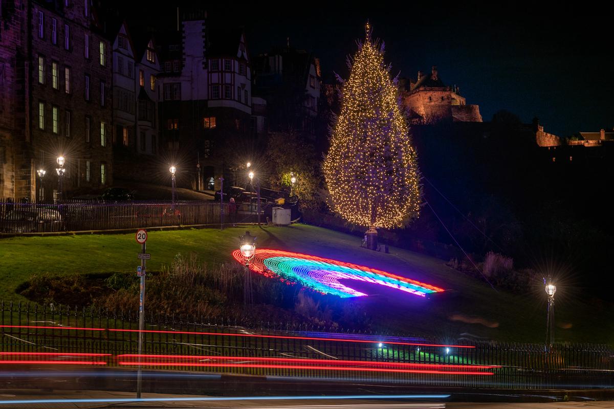Edinburgh Will Light Up For Christmas The Edinburgh Reporter