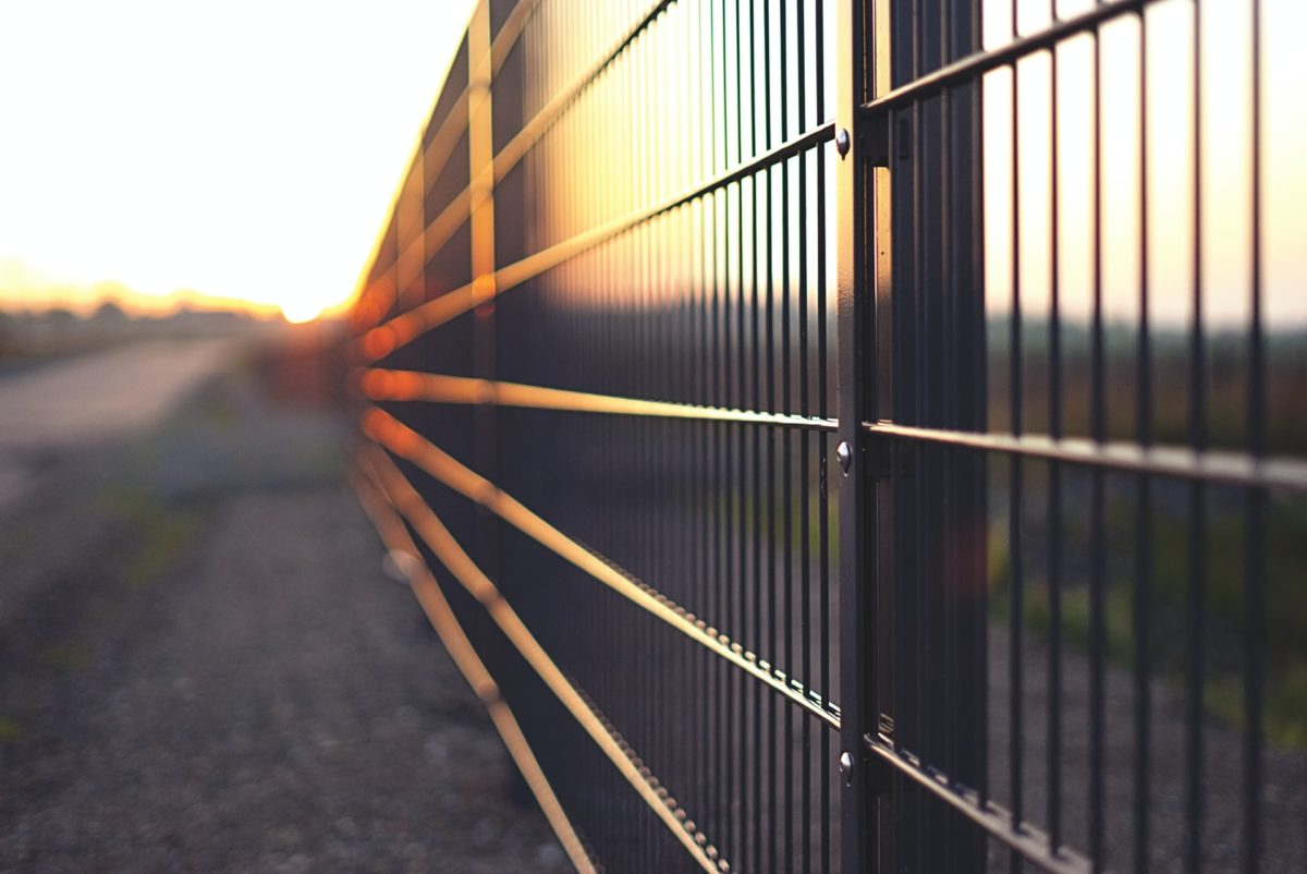 An image of a fence - Sponsored post