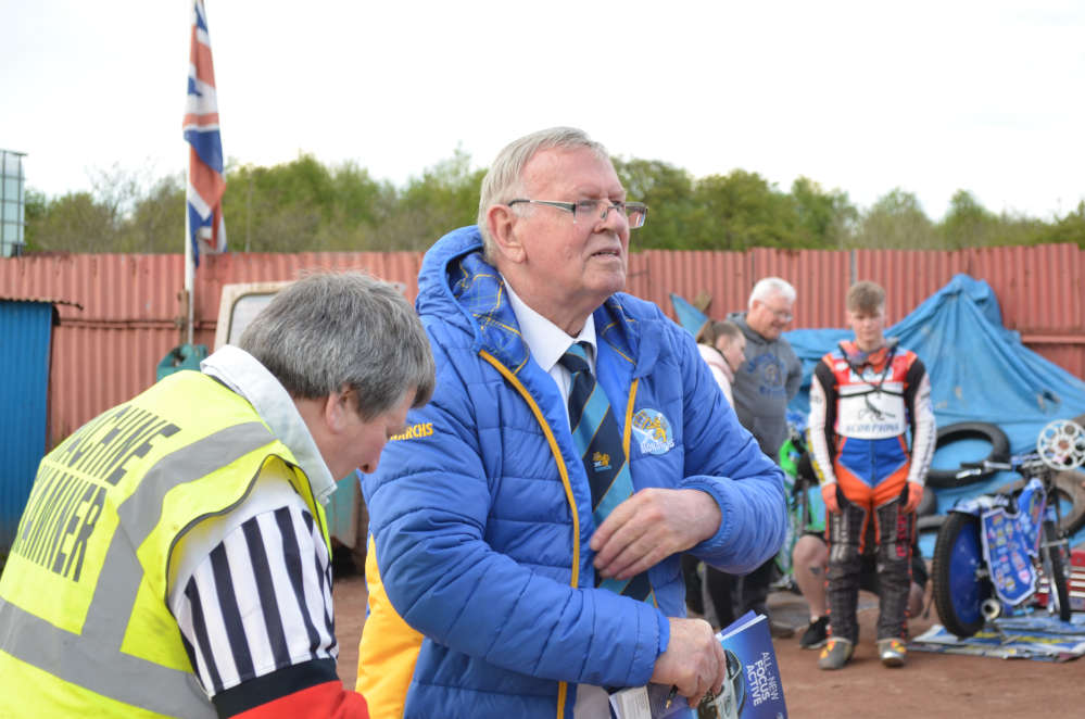 Speedway – Monarchs bosses 'excited' about the future